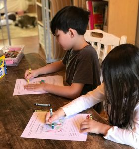 Educational Subscription box activity for kids