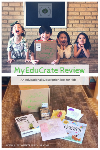 MyEduCrate review pros and cons