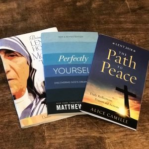 Catholic books to read for Lent