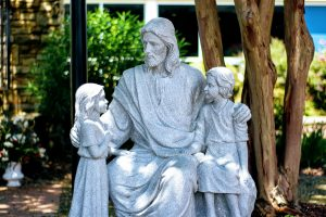 Taking Catholic kids to Church