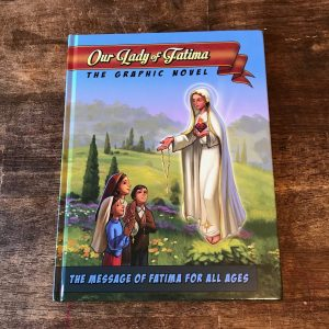 Our Lady of Fatima Graphic Novel Review and Giveaway