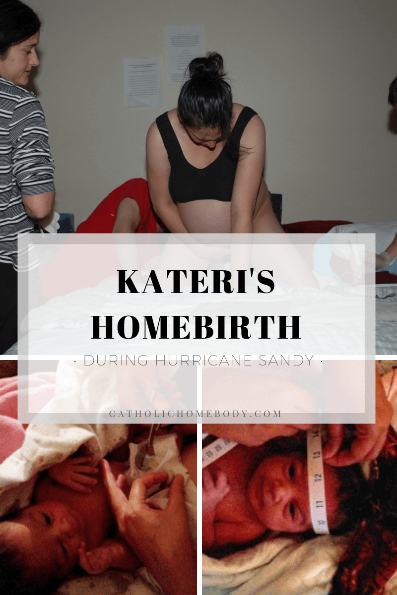 KATERI homebirth