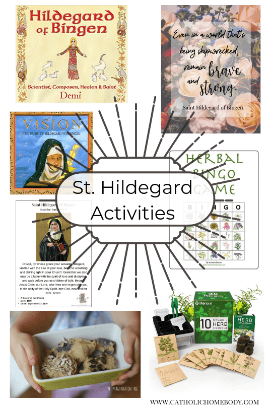 saint hildegard feast day