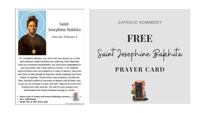 Saint Josephine Bakhita feast day activities