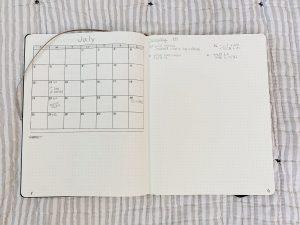 homeschool bullet journal planner