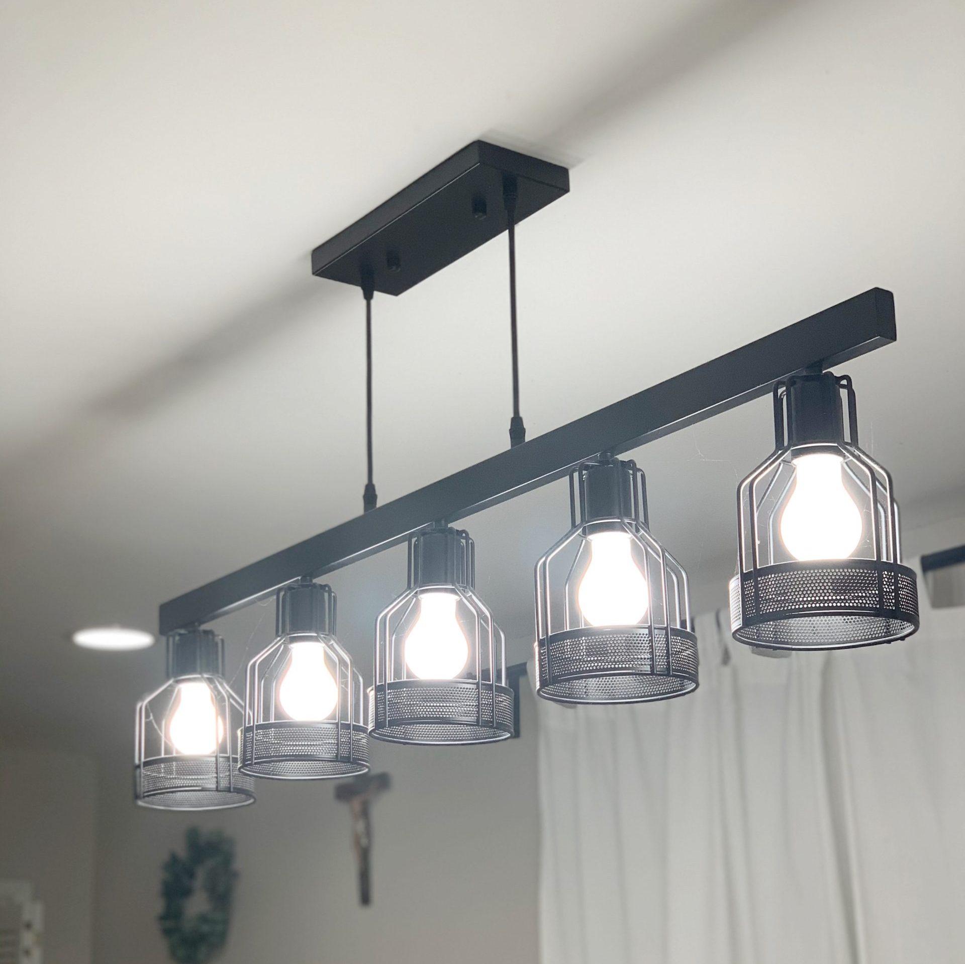 industrial black light fixture